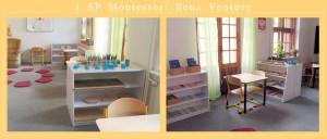 Klasa w szkole Montessori
