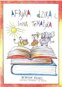 afryka - książeczka